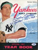 mickey-mantle-whitey-ford-signed-autographed-1957-yankees-yearbook-psadna-8-t2333117-170